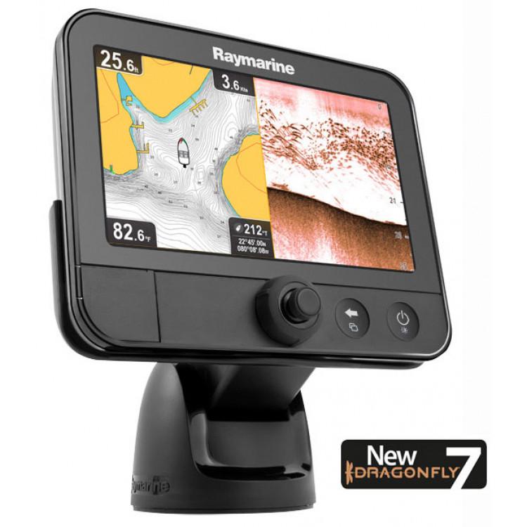 Sonda GPS Chartplotter Raymarine Dragonfly 7