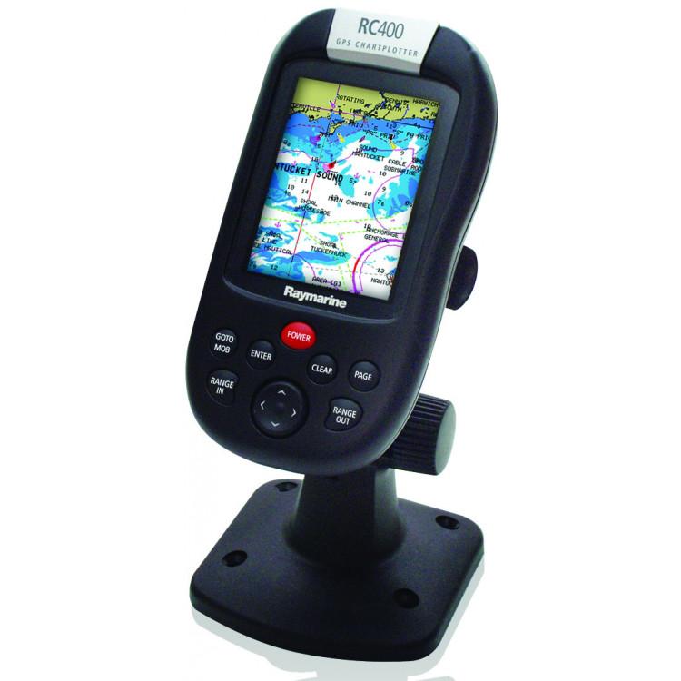 GPS Chartplotter portátil Raymarine RC400